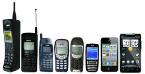 evolucion del movil