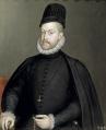 Retrato de Felipe II de Sofonisba Anguissola