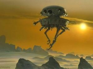 El droide sonda de Star Wars es la inspiración de los googlebots para indexación de contenidos de una web, clave del SEOEl droide sonda de Star Wars es la inspiración de los googlebots para indexación de contenidos de una web, clave del SEO